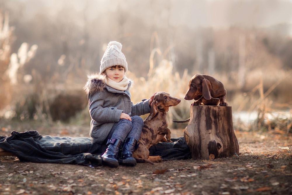 Фотосессия с животными