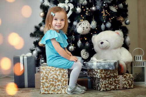 Детская-Новогодняя-фотосессия