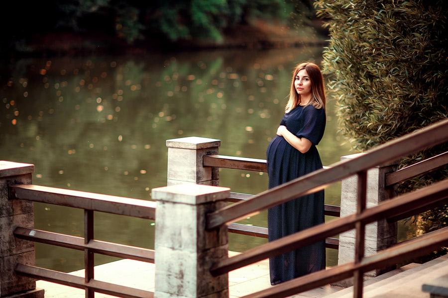 Фотограф для фотосессии беременности в Москве