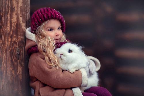 Фотосессия-с-кроликом-в-Москве Фотограф