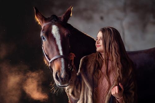 Фотосессия-с-лошадьми-в-Москве-Анастасия Фаббро